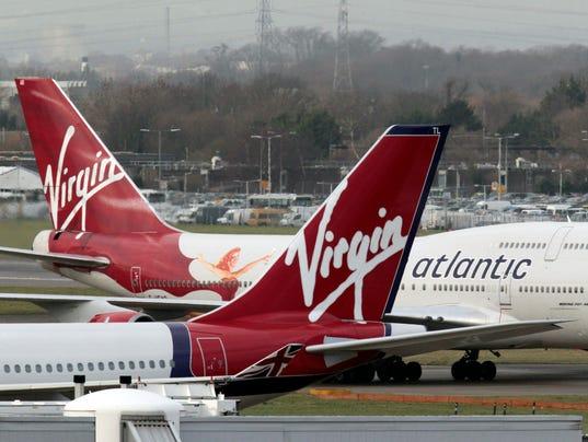AP Britain Virgin Atlantic