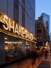 Shake Shack, Theatre District, 691 Eighth Ave, New