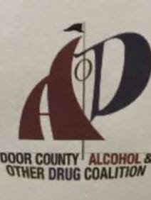 Door County Alcohol & Other Drug Coalition logo