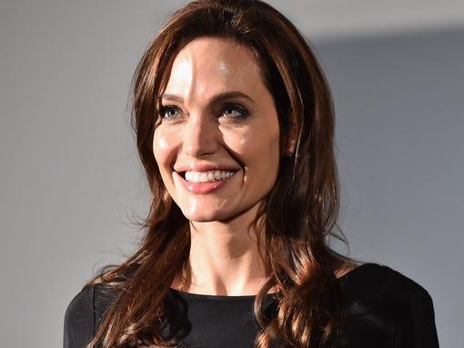 Angelina Jolie directs 'Unbroken,' opening Christmas
