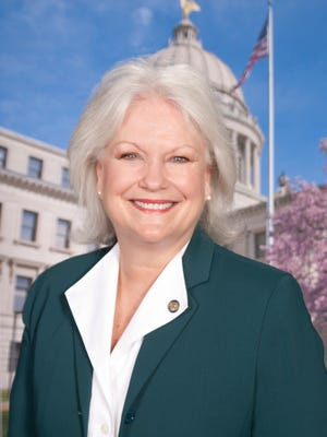 State Sen. Nancy Collins, R-Tupelo