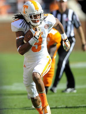 Tennessee wide receiver Von Pearson will not be charged following a rape investigation that lasted over three months.