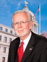 Republican incumbent Billy Hudson for Senate District