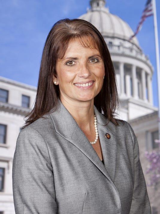 State Sen. Melanie Sojourner