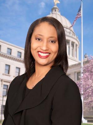 Rep. Kimberly Campbell, D-Jackson