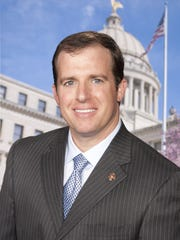 Sen. Josh Harkins, R-Flowood, is the chairman of the University and Colleges Committee.