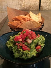 Chivo Taqueria, 314 S. Gay St., serves a killer house-made guacamole.