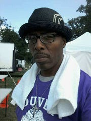 """Terrence Ward on location with """"Detroiters."""""""