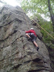 """Xtreme Adventure: Rock Climb"" will be held from 8:30"