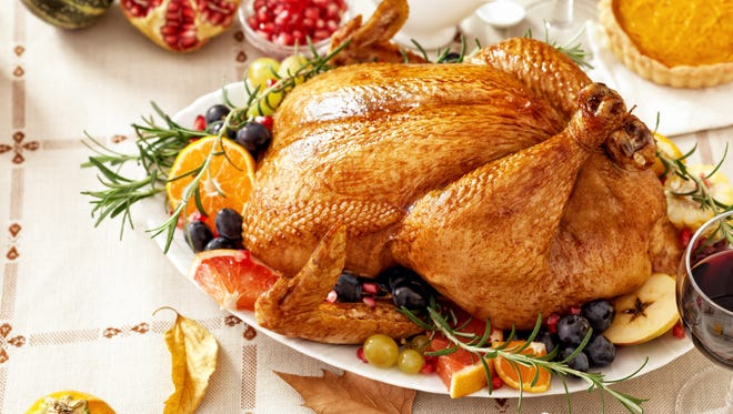 Thanksgiving is a time for family and food, be it at home or at one of these area restaurants.