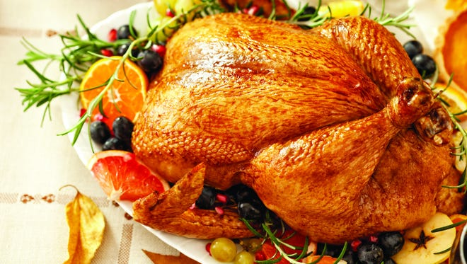 Thanksgiving Day dinner doesn't have to be at home.