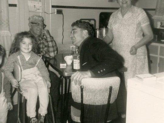 WRT 1126 Thanksgiving 1961