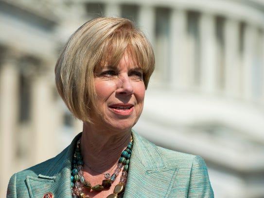 U.S. Rep. Janice Hahn, D-Calif., said she arranged