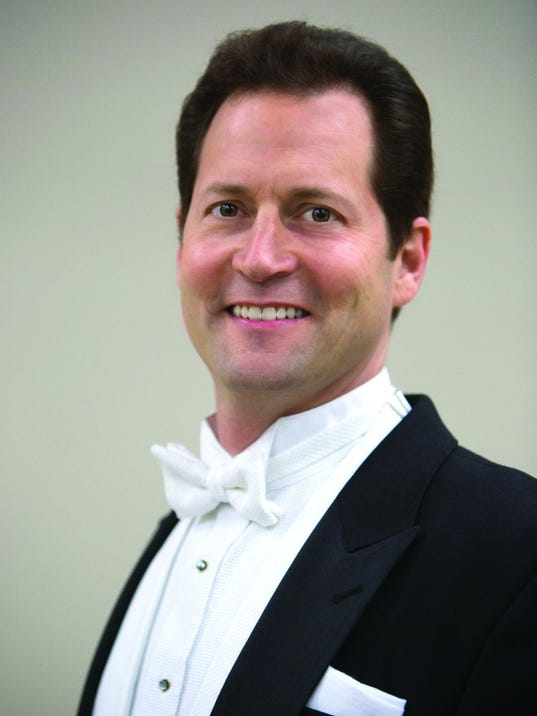 Lawrence Golan, York Symphony Orchestra music director and conductor, will perform at Central Market in York Aug. 22.