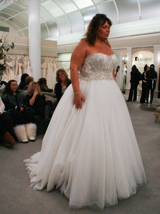 Howell bride on TLC's 'Say Yes to the Dress'