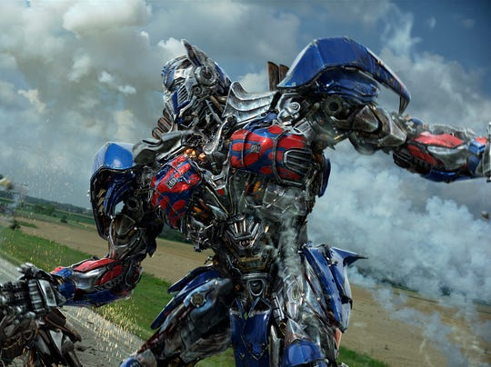 Review: 'Transformers: Age of Extinction'