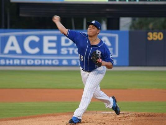 Brewers prospect Luis Ortiz