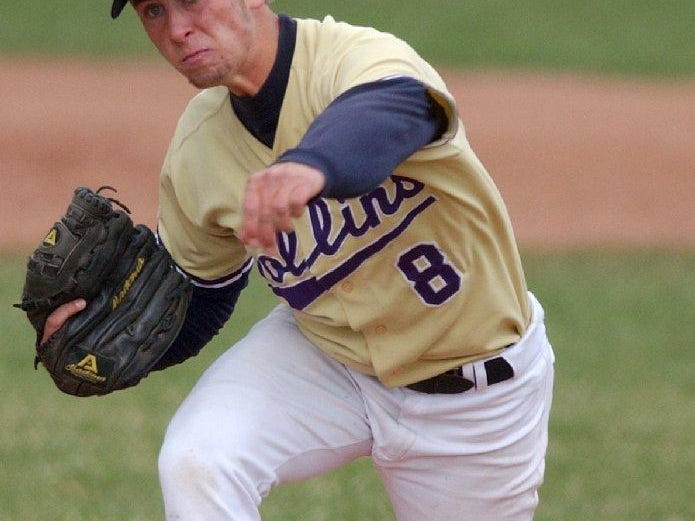 Former Fort Collins High School pitcher Dan April is now pursuing a career in medicine after forgoing pro baseball.