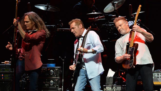 """The Eagles will bring the next leg of their """"History of the Eagles"""" Tour to the Resch Center in Ashwaubenon on June 7. It will be the band's third visit to the venue."""