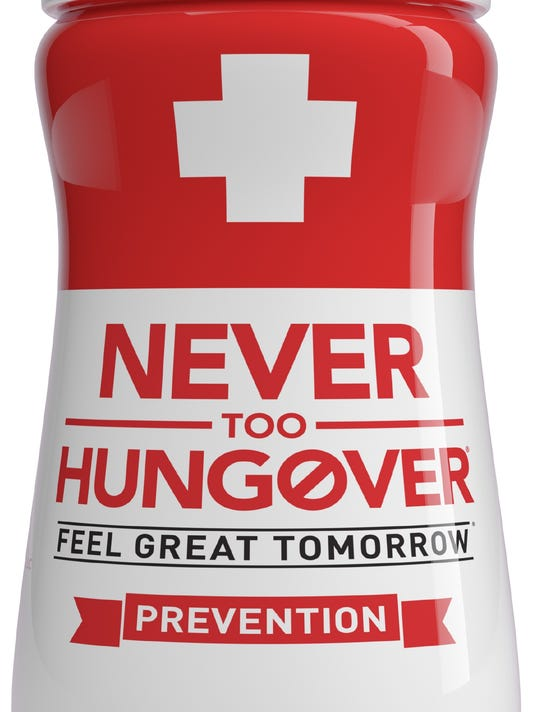 Can this stop hangovers?