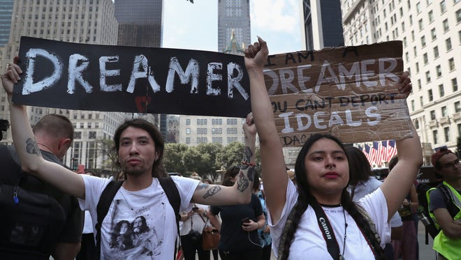 The future of the Deferred Action for Childhood Arrivals initiative will be the litmus test for the continuing immigration debate in 2018.