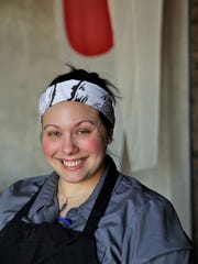Chef Jessica Benefield serves ramen, yakitori and more at Two Ten Jack.