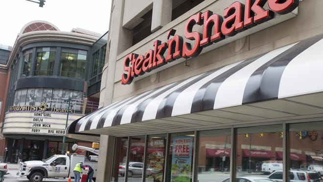 Steak 'n Shake's parent company is gearing up for a takeover battle.