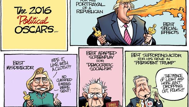 Political Oscars
