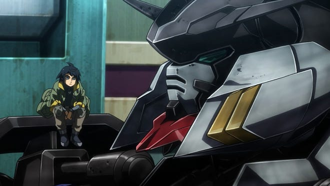Gundam Iron-Blooded Orphans Episode 8: The Form of Closeness.