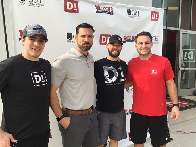 D1 Sports Training at 727 American Way is now open.