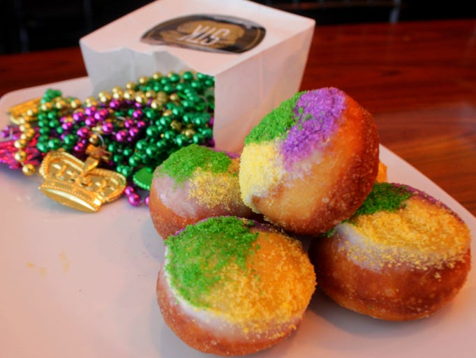 New Orleans Chef King Cake