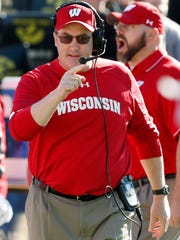 Paul Chryst has led Wisconsin back to familiar blood-and-bruises football ... and another place in the Big Ten Championship Game.