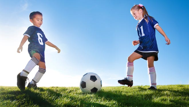 """Parents often focus on the mistakes kids make in organized sports, but what kids want to hear is, """"I love to watch you play."""""""