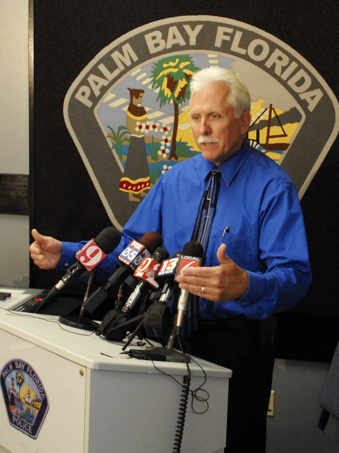 Detective Ernie Diebel, the lead investigator, discussed
