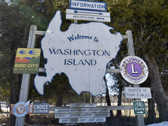 The new Washington Island Writer's Walk will be dedicated Sept 21. The 6.3-mile walk will feature plaques with prose or poetry written by authors who have attended the Washington Island Literary Festival, which began in 2013.