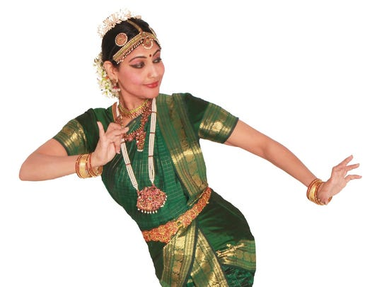 Indian Dance Ensemble: Jayanthi Raman Dance Company