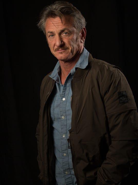 Sean Penn is a bulletp...