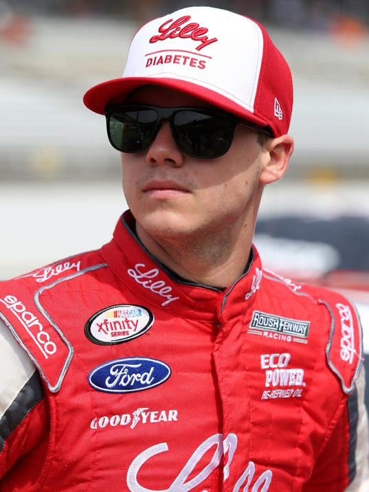 NASCAR XFINITY Series Lilly Diabetes 250 - Qualifying