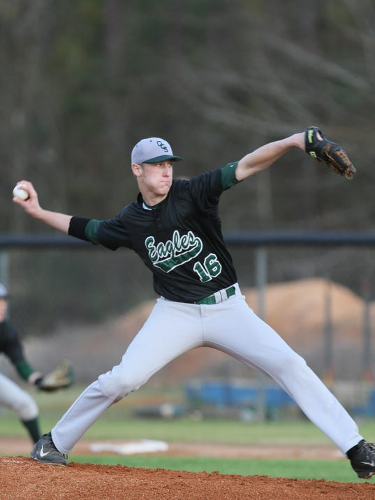 OCS vs. West Ouachita baseball