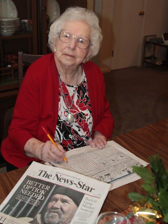 LOYAL READER - Bessie Mae Jackson