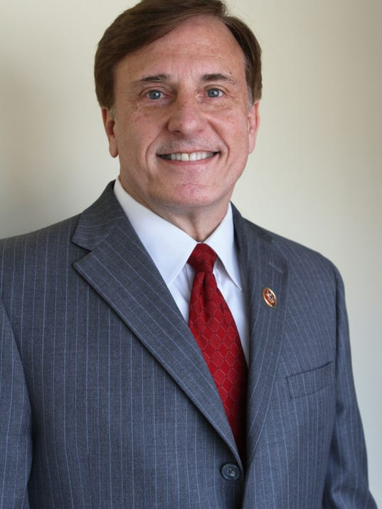 U.S. Rep John Fleming