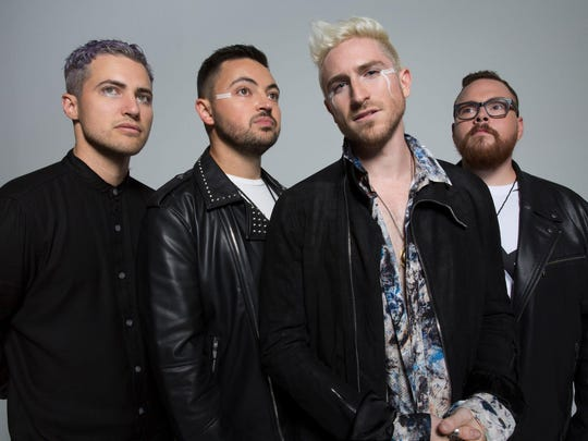 Walk the Moon will perform Feb. 17 at the Mill & Mine.