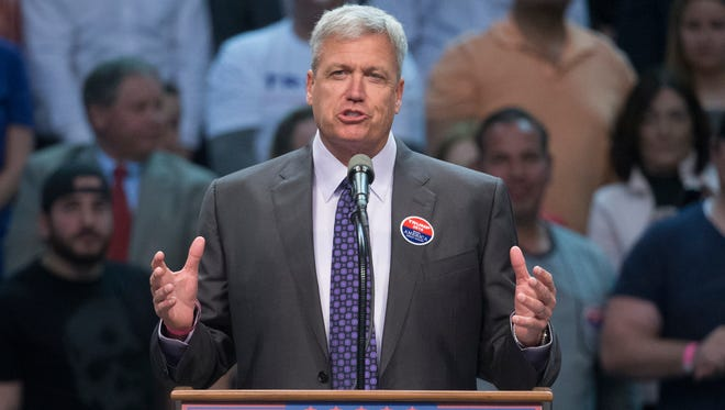 Rex Ryan never met a microphone he didn't like. Remember this day in Buffalo? He makes his debut as full-time ESPN football analyst on Saturday at Florida State spring game.