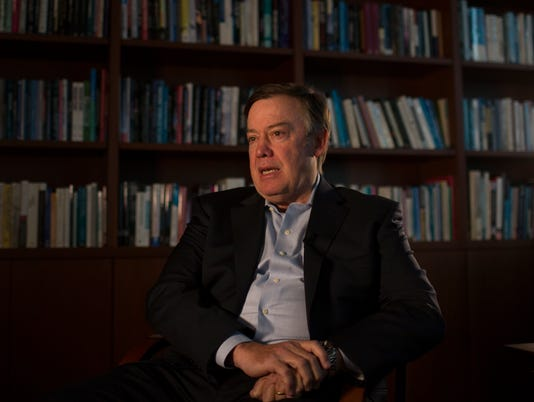 Dr. Michael Crow