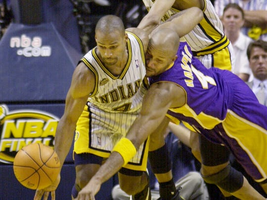 Travis Best was a key cog of the Pacers bench in 2000.