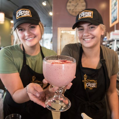 New Corner Caffé owners have big plans for South Lyon coffee shop