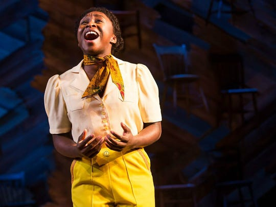 'The Color Purple' won for best musical revival at