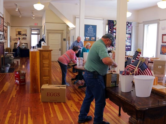 packing fort gift shop