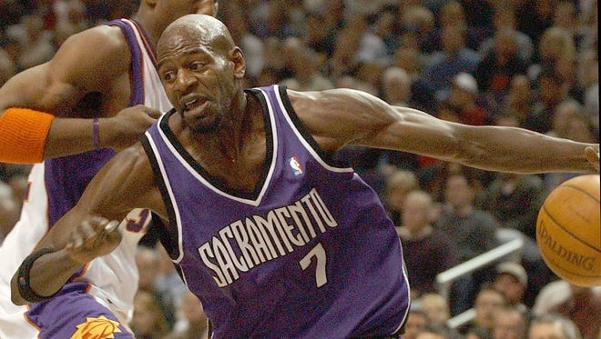 Former Kings center Keon Clark now faces eight years in prison.