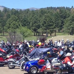 Ruidoso Downs Race Track welcomes Golden Aspen Motorcycle Rally